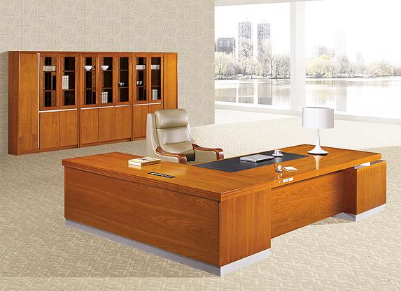 合肥办公家具实木班台